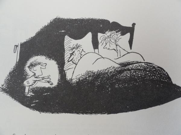 ¡Papa, que llegas tarde! Goscinny y Sempé. Los recreos del pequeño Nicolás. Ed. Alfaguara 1979