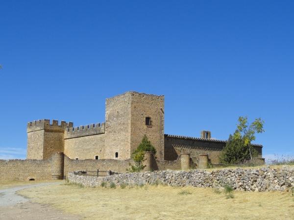 Castillo de Pedraza. Foto R.Puig.