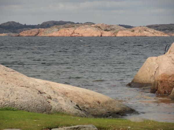 En la costa de Tjorn. Foto R.Puig.