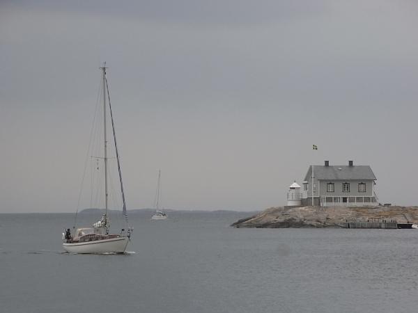 Estrecho de Marstrand. Foto R.Puig.