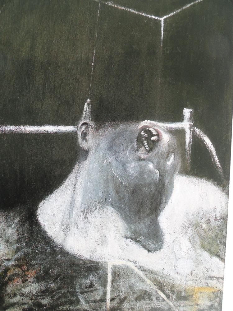 Convergencias de arte y literatura (I): Francis Bacon y Thomas Bernhard. La compasión despiadada (4/6)