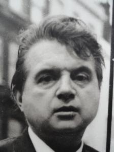 Francis Bacon del Catalogo de la exposición del Centro Pompidou en 1996.