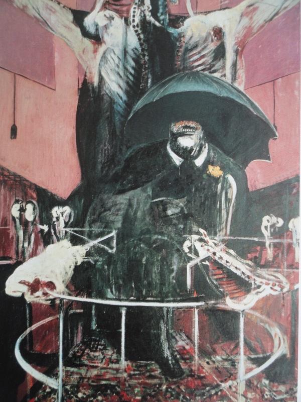 Francis Bacon. Pintura 1946. MOMA Nueva York.