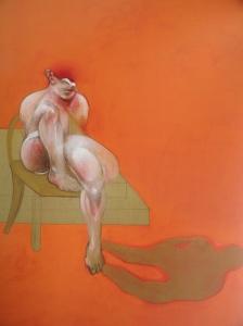Francis Bacon. Tríptico. 1983. Galería Marlborough.