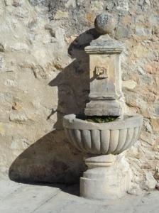 Fuente en Pedraza. Foto R.Puig