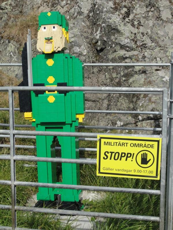 Guardian de Lego. Claes Eriksson y Rolf Allan. Pilane. Foto R.Puig