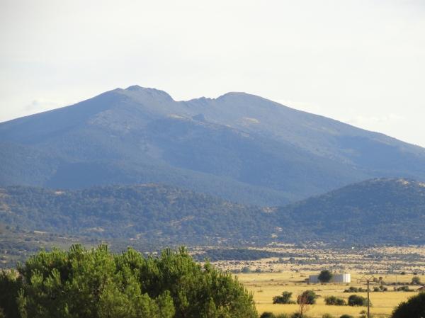La montaña de la Mujer Muerta. Foto R.Puig.