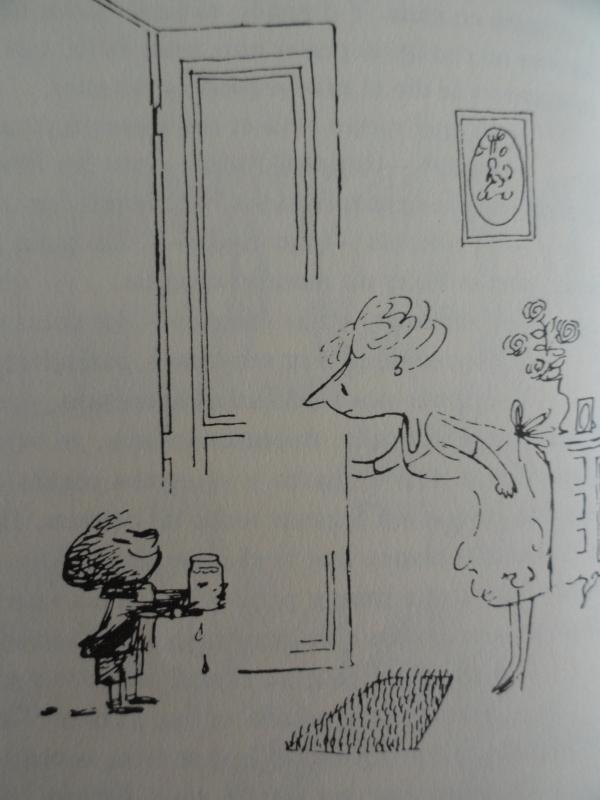 Mamá, te presento a King. Goscinny y Sempé.Los recreos del pequeño Nicolás. Ed. Alfaguara 1979