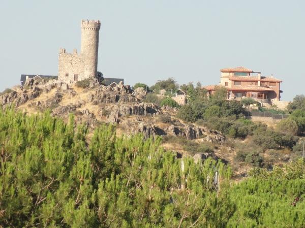 Skyline de Torrelodones. Foto R.Puig.