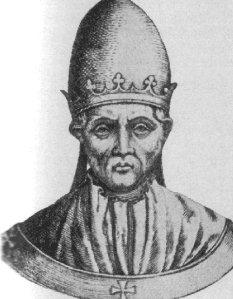 Celestino V. 1294 a 1294