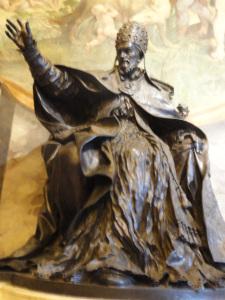 Inocencio x. Museos Capitolinos. Foto R.Puig
