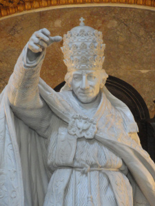 Leon XIII. San Juan de Letrán. Foto R.Puig