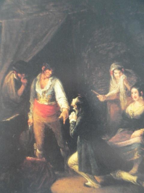 Leonardo Alenza.La revancha. Museo del Prado.