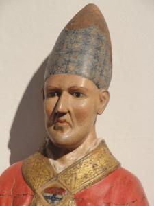 Siena. Pinacoteca. San Clemente. S XIII. Foto R.Puig.
