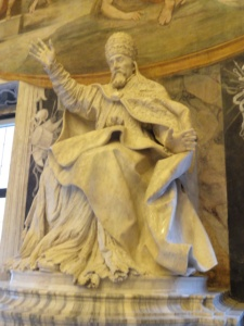 Urbano VIII  Museos Capitolinos. Roma. Fotor R.Puig