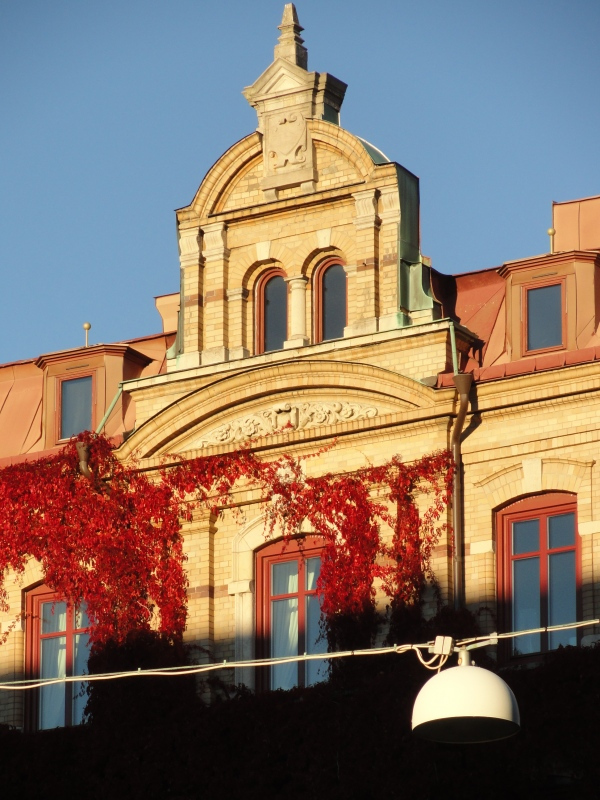 Vasastan. Göteborg.Foto R.Puig