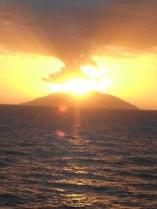 La isla de Montecristo. Foto R.Puig
