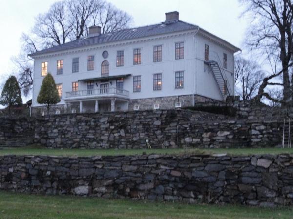 La Mansion señorial de Råda Säteri.Foto R.Puig.
