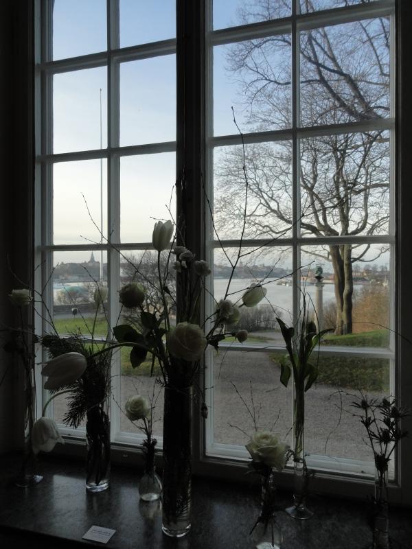 A través de la ventana. Waldermasudde. Foto R.Puig.