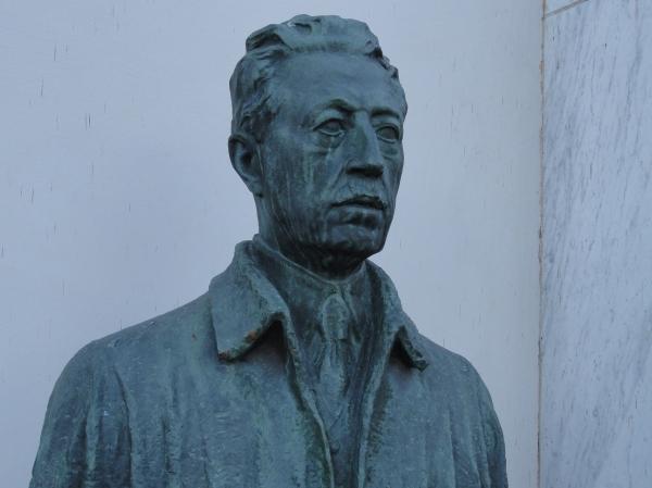Prins Eugen por Ivar Johnsson.. Waldemarsudde. Foto R.Puig.