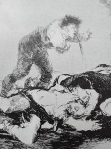 Goya. Para eso habeis nacido