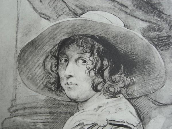 Jordaens. Mujer con sombrero