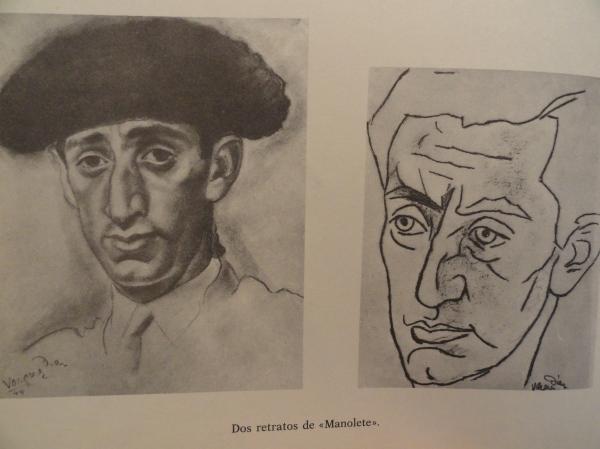 Vazquez Díaz. Manolete