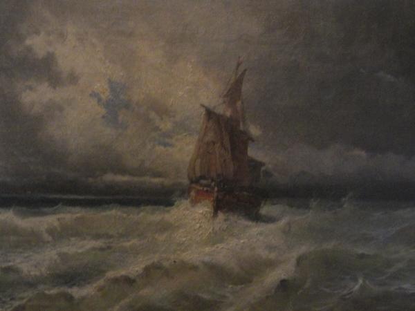 El marinero a la fortuna. Anonimo holandes s.XVII