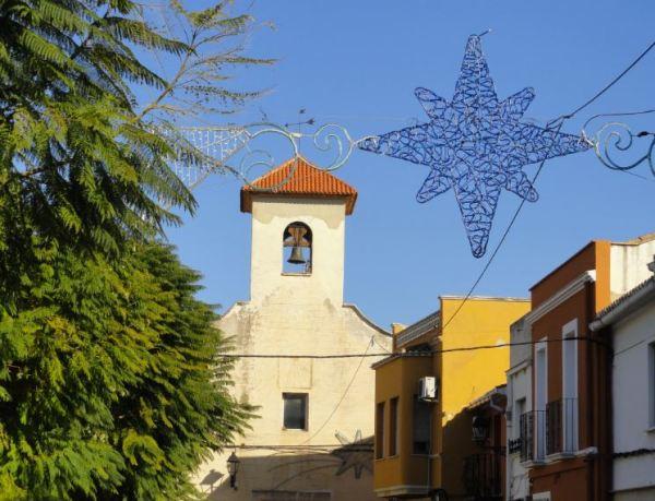 Els Poblets.Enero 2014.Foto R.Puig