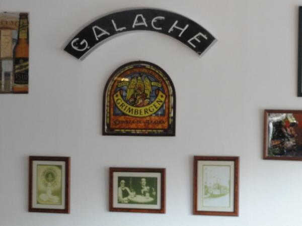 En el bar Galache. Foto R.Puig