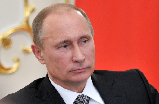 Vladimir Putin. Foto ALEXEI NIKOLSKY/AFP/Getty Images