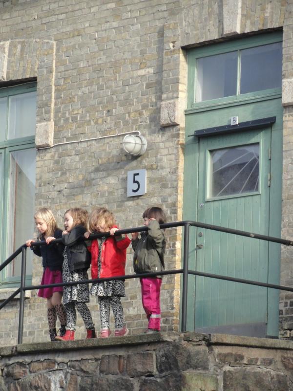 La infancia tiene derecho a la inoportunidad. Foto R.Puig