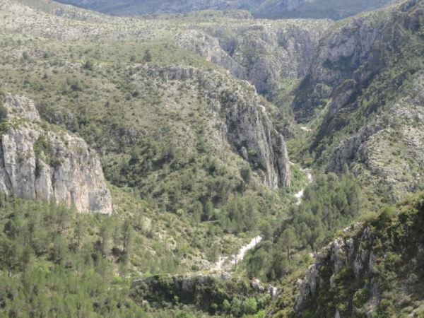 Barranco la Junquera. Foto R.Puig