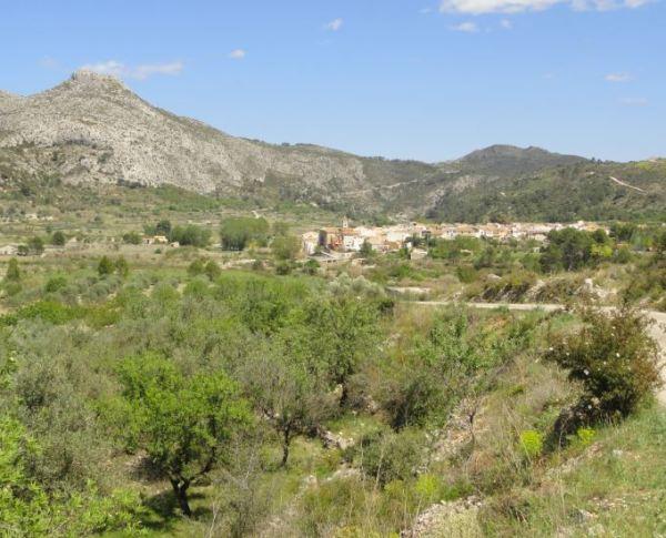 La Vall d'Ebo. Foto R.Puig