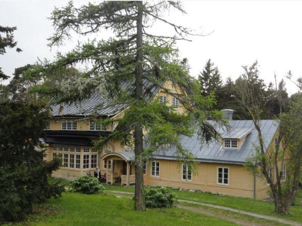 Casa Museo de Brucebo.  Gotland. Foto R.Puig