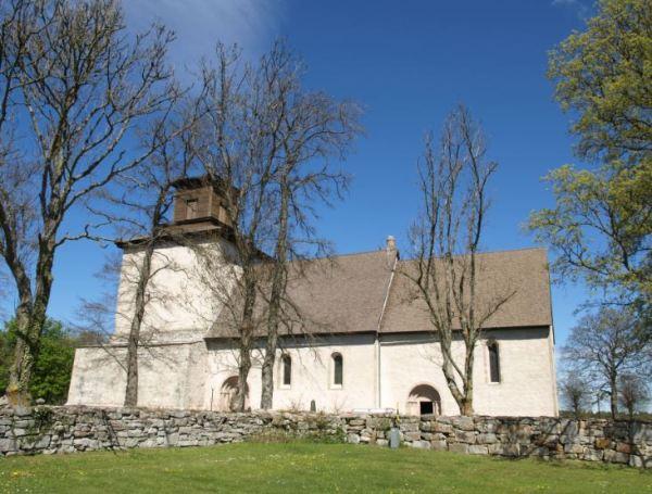 Iglesia de Vamlingbo. Gotland. Foto R.Puig