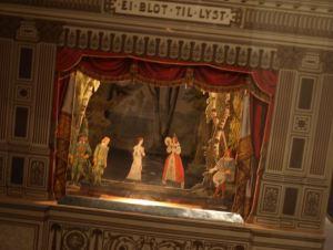 El teatrito de Fanny y Alexander. Bergman Center. Foto R.Puig