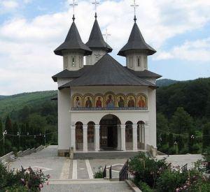 Monasterio de Shiăstria. Rumania. Wikipedia