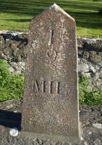Piedra miliar. Gotland. Foto R.Puig
