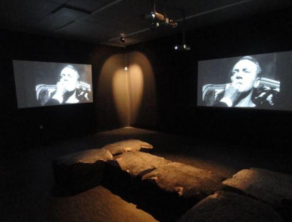 Sala de visionado. Bergman Center. Foto R.Puig