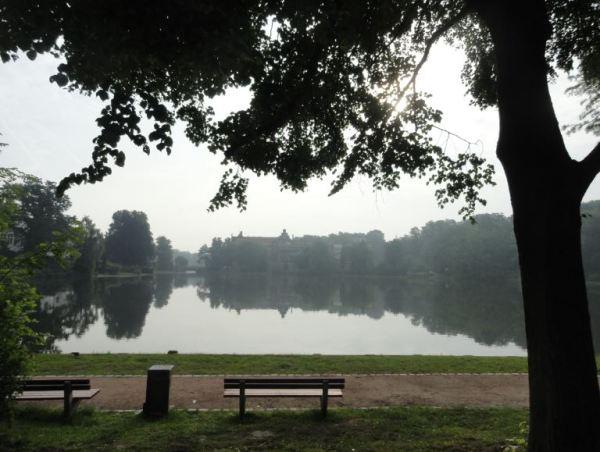 Lübeck matinal.  Foto  R.Puig
