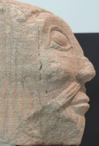 Perfil de la bicha de Balazote. Museo Arqueológico Nacional. Madrid. Protohistoria. Foto R.Puig