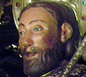 Perfil de Santiago de Compostela