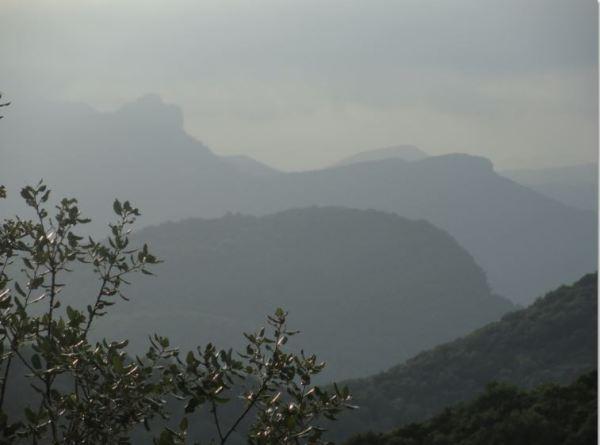 Vista desde Rocacorba. Foto R.Puig