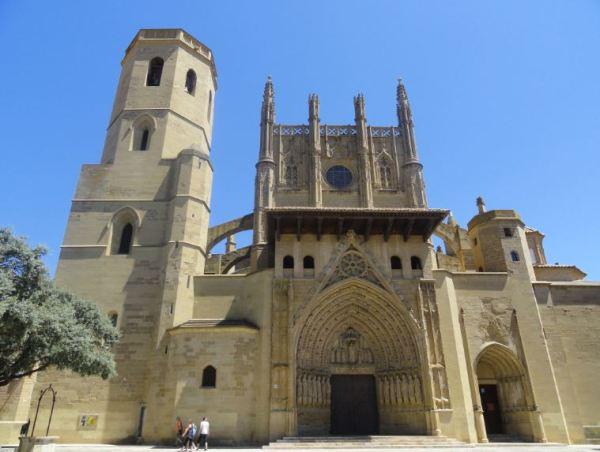 La catedral de Huesca. Foto R.Puig