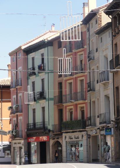 Parrillas en Huesca. Foto R.Puig