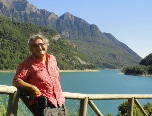 Subiendo al col del Portalet por el lado español. El viajero. Foto R.Puig