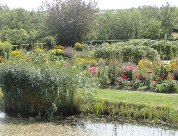 Casa museo de Emil Nolde. El jardín. Foto R.Puig