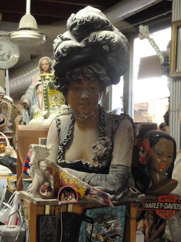 La tienda de Squatriti. Restos de la Belle Epoque. Roma. Foto R.Puig