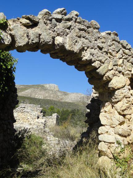 Arco de la Atzubieta.  Foto  R.Puig
